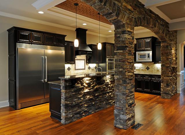 Arnold Homes LLC (Elegant Designs) eclectic-kitchen