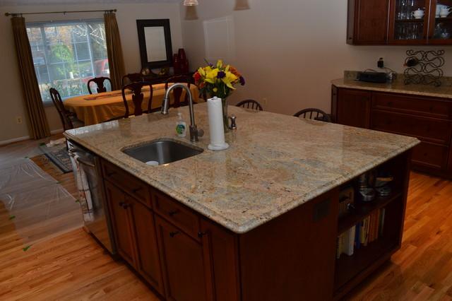 Arnold Kitchen Remodel traditional-kitchen