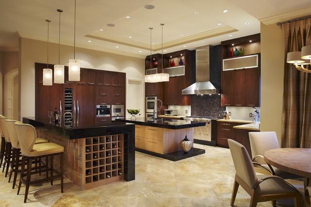 Arnold Schulman contemporary-kitchen