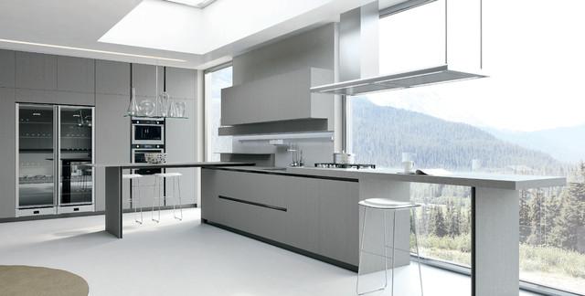 arrital cucine collection modern kitchen miami by