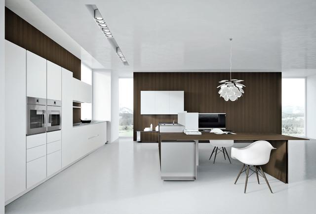 Arrital cucine collection moderno cocina otras zonas - Arrital cucine spa ...