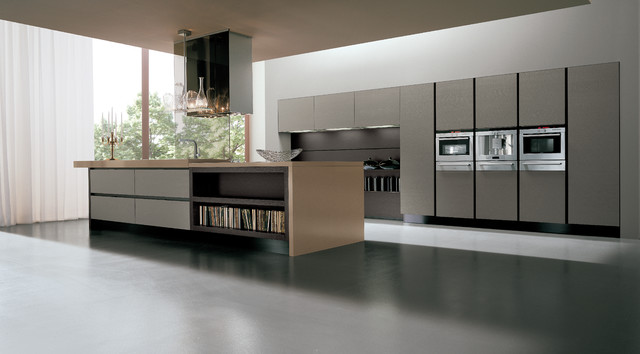 Arrital cucine collection modern kitchen other by for Houzz cucine