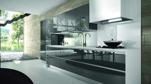 Arrital Cucine Collection Modern Kitchen Other Metro