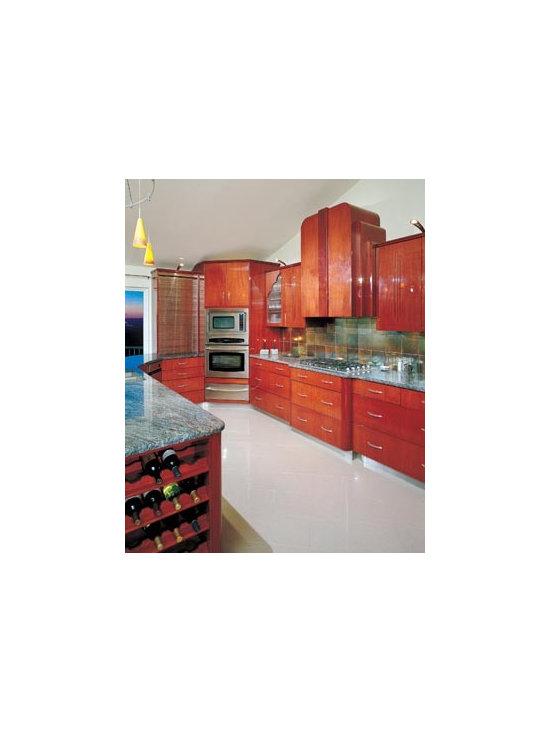 Art Deco Cabinet Kitchen Design Ideas Pictures Remodel