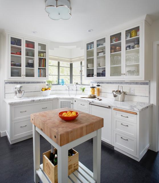 Art Deco Kitchen Cabinets: Art Deco Rehab