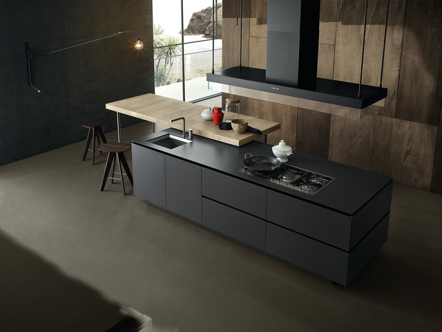 Artex By Varenna Contemporary Kitchen Other Metro