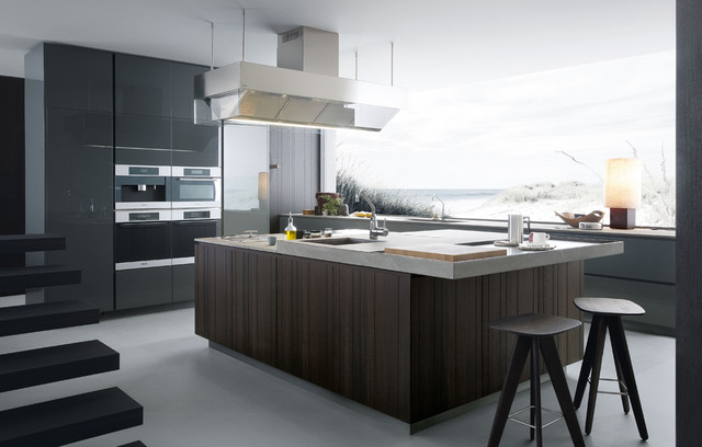 Artex Kitchen by Varenna contemporary-kitchen