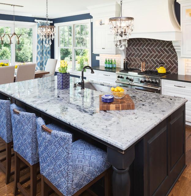 Artisan Home Tour Kitchen Minneapolis by Steiner
