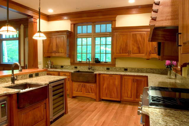 Artisan House eclectic-kitchen