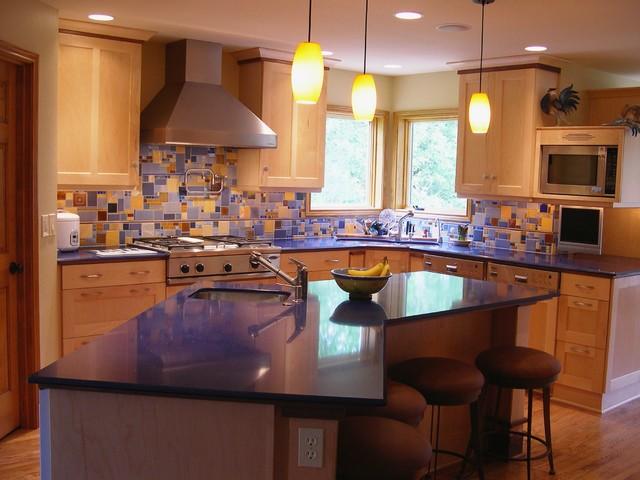 Artisan Kitchen eclectic-kitchen