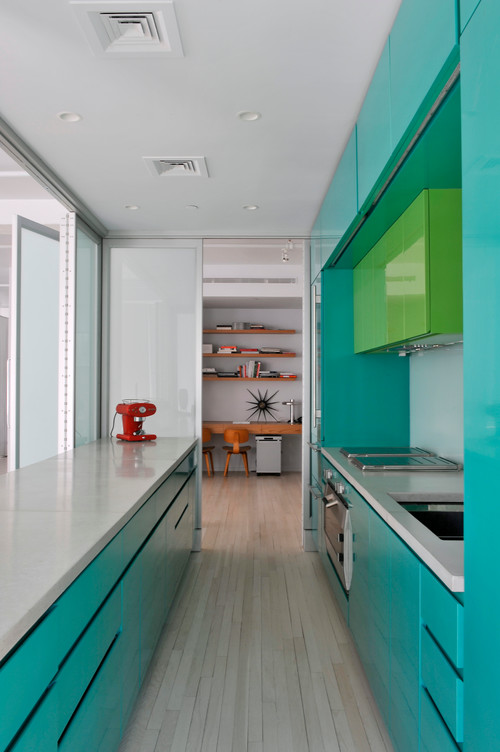 10 tips for planning a galley kitchen for Kitchen design 4m x 2m