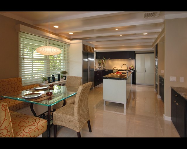 Artistery in East Meets West modern-kitchen