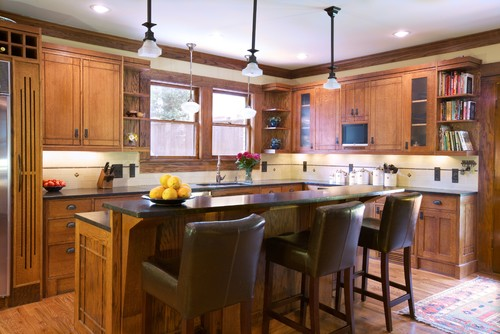 Craftsman Kitchen Renovation in Atlanta GA