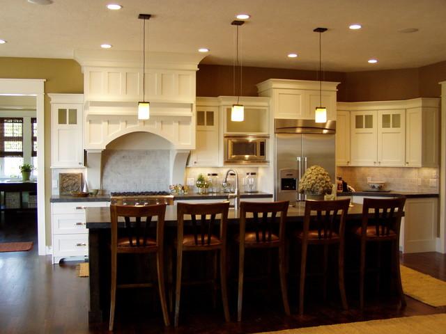 Arts & Crafts Design craftsman-kitchen