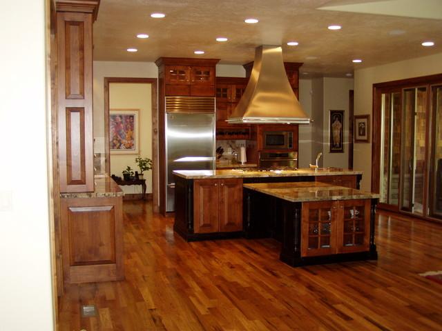 Arts & Crafts Design transitional-kitchen