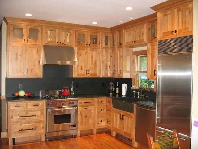 Arts And Crafts Original Kitchen Cabinet