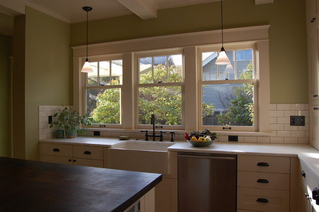 Arts And Crafts Kitchen Design Ideas ~ Arts and crafts kitchen craftsman portland