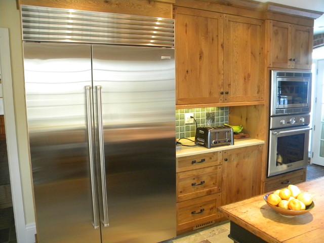 Arts And Crafts Kitchen Kitchen Boston By Eileen Kollias Design