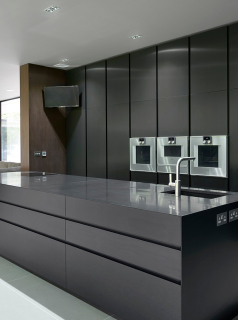 As seen on grand designs pavello a homage to modernism for Grand designs kitchen ideas