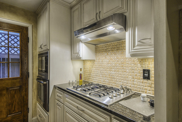 Asbury St. traditional-kitchen