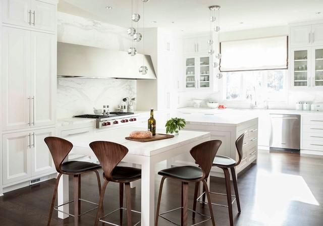 Atlanta Residence 1 Contemporary Kitchen Atlanta