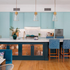 My Houzz: The Joy of Colour in an Interior Designer's Home