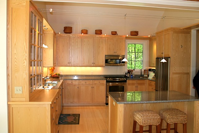 Ash Kitchen Traditional Kitchen Boston By Rogers