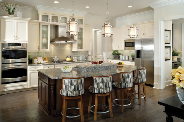 Asheville 1131 - Contemporary - Kitchen - Tampa - by ...