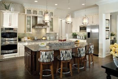 Asheville Kitchen contemporary-kitchen