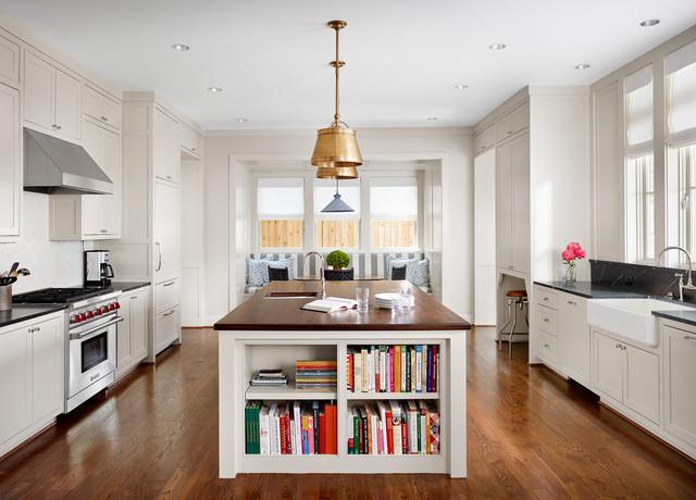 18 Neat Ergonomic Kitchen Islands Designs Featuring Open: Ashland Residence