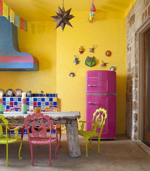 Ashley Astleford southwestern-kitchen