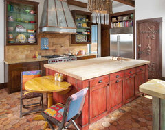 Ashley Astleford eclectic-kitchen