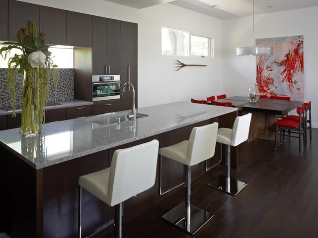 Ashley Avenue, a modern residence in Atlanta contemporary-kitchen