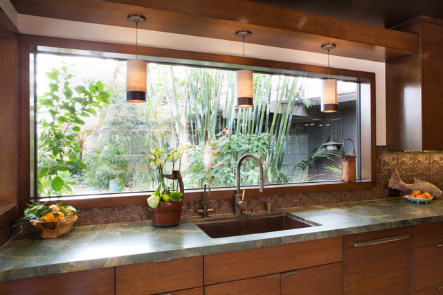 Asian inspired kitchen asian kitchen los angeles for Asian inspired kitchen ideas