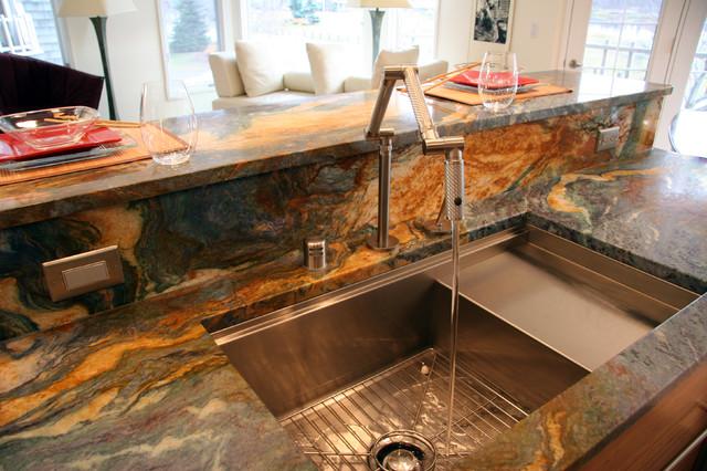 Westchester Lagoon kitchen remodel asian-kitchen