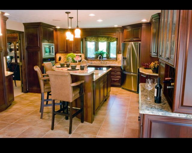 ASID Award Winning Project traditional-kitchen