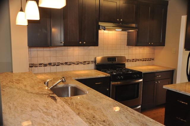 Houzz Kitchen Granite Countertops