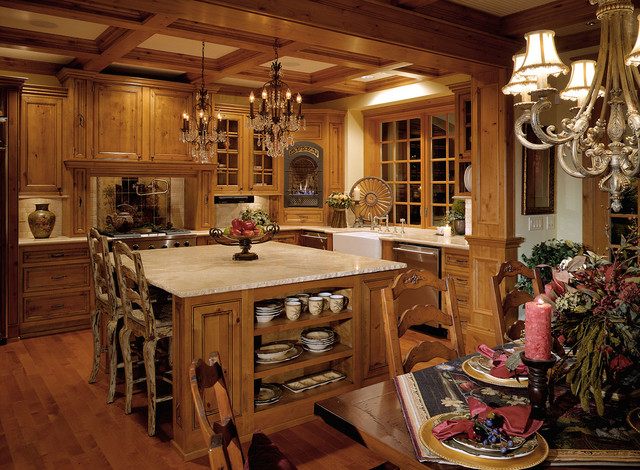 Astoria - M4725A4S-1 traditional-kitchen
