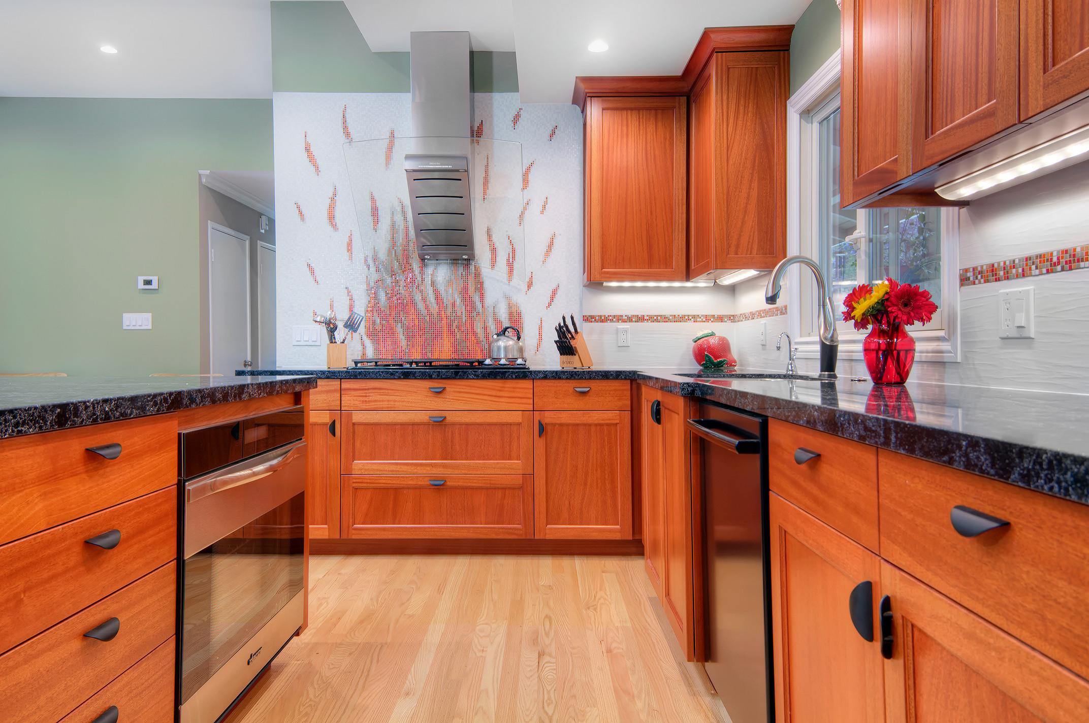 Astrascadero Contemporary Kitchen and Bath