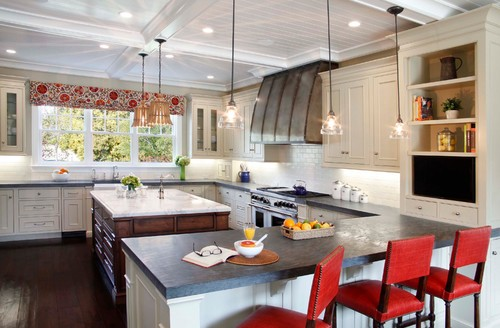 Atherton, California Luxury Home by Markay Johnson Construction