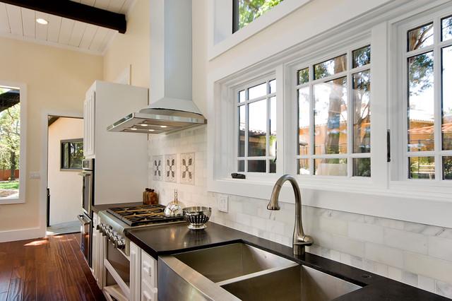 Atherton Estate contemporary-kitchen