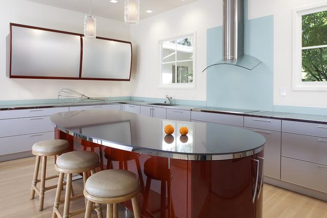 Atherton Kitchen contemporary-kitchen