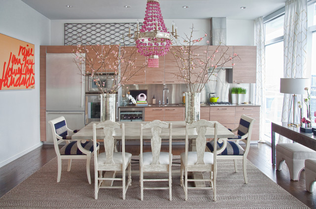 Atlanta Homes and Lifestyles Showhouse contemporary-kitchen