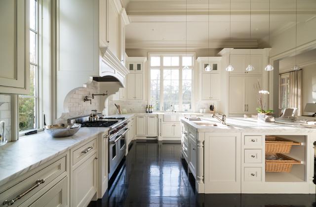 Atlanta Interiors traditional-kitchen