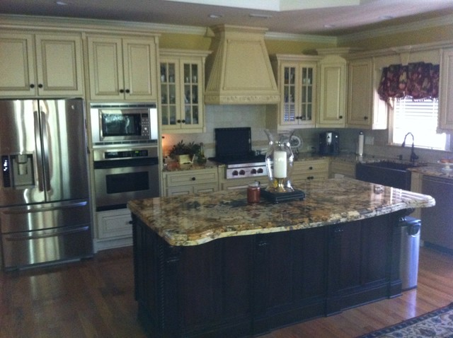 Atlanta Kitchen Refinishers Inc - Traditional - Kitchen - atlanta - by ...