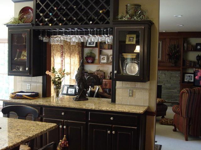 Atlanta Kitchen Refinishers Inc. traditional-kitchen