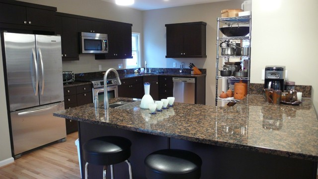 Atlanta Residence Addition and Renovation contemporary-kitchen