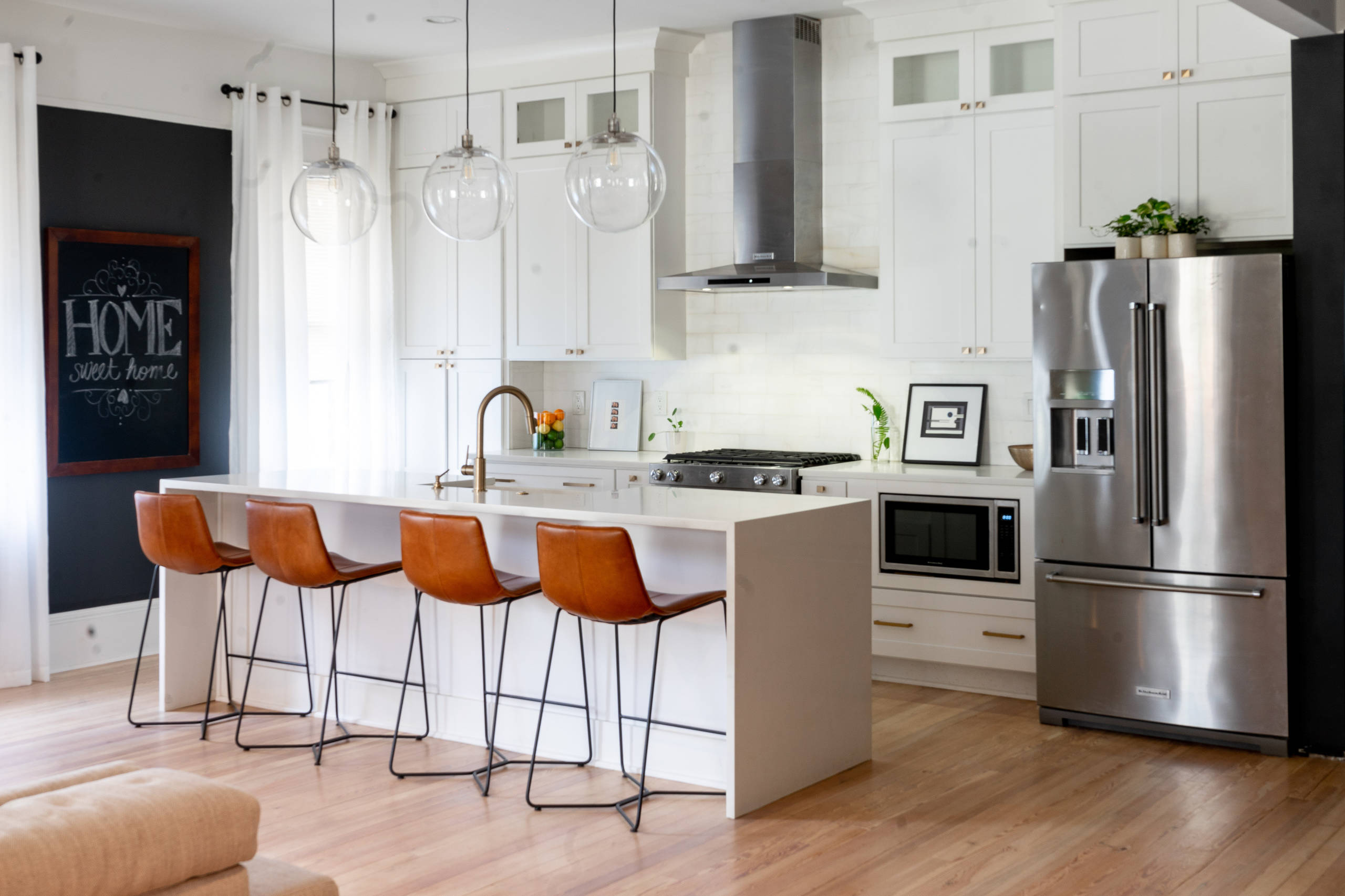 Atlanta Soft Modern Kitchen