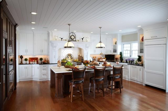 Atlantic Beach, NY Kitchen, GR1301 traditional-kitchen