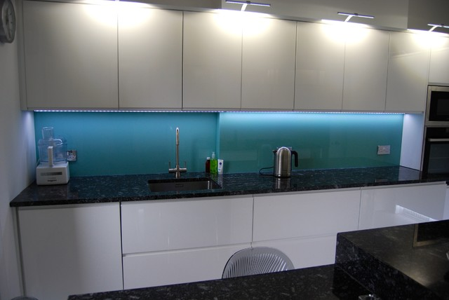 ATLAS latest Kitchen - Modern - Kitchen - Glasgow - by Atlas Kitchens ...